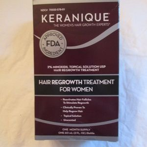 Keranique Accessories - Keranique Hair Regrowth Treatment for Women